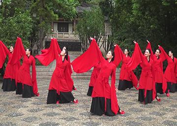 舞蹈:礼仪之邦